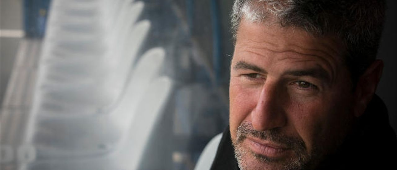Manolo Márquez Roca, máximo responsable técnico de Las Palmas Atlético.