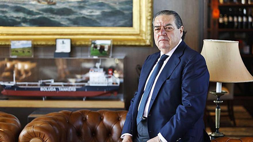 Boluda gestionará la terminal de contenedores del Puerto de Santander