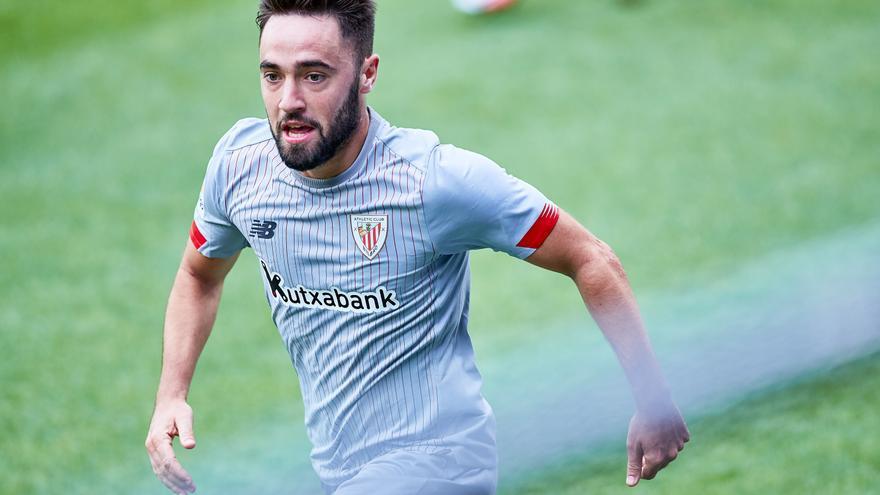 Unai López, traspasado del Athletic al Rayo