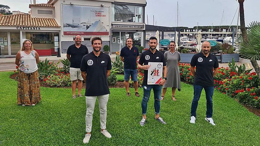 Port Adriano presenta la segunda edición  de la prueba Isla Race