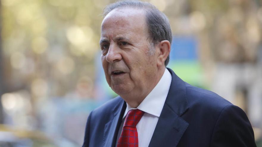 El tribunal frustra el intento de Rodríguez de anular el caso