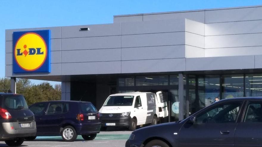 Fallece una mujer en un supermercado de Pontevedra