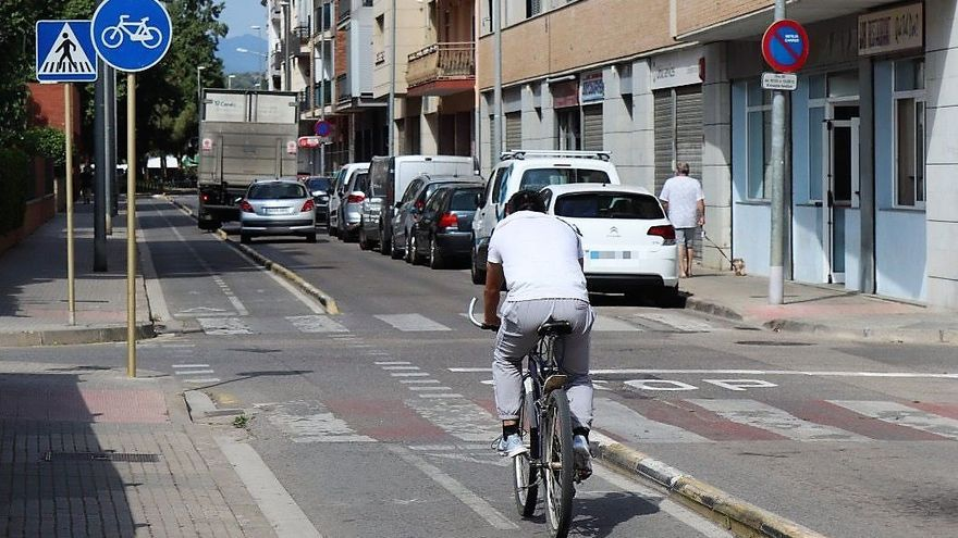Salt vol fomentar la mobilitat ciclista amb la redacció del Pla Estratègic de la Bicicleta