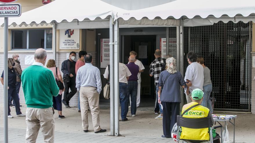 Sanidad habilita un teléfono para pedir cita en los centros de salud de la Comunidad Valenciana