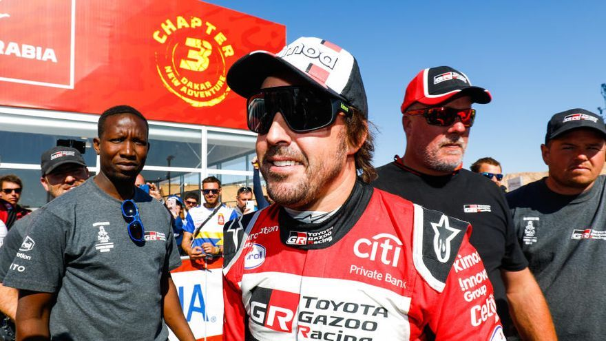 Fernando Alonso no descarta regresar a la Fórmula 1