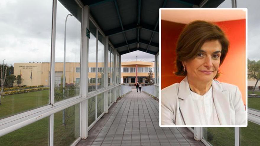 """Antonia Magdaleno, la """"gran dama"""" del derecho concursal, a prisión en Asturias"""