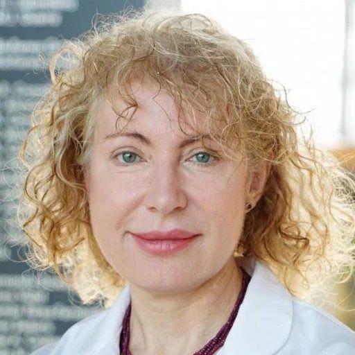 Mabel Loza, catedrática de Farmacología en la USC.