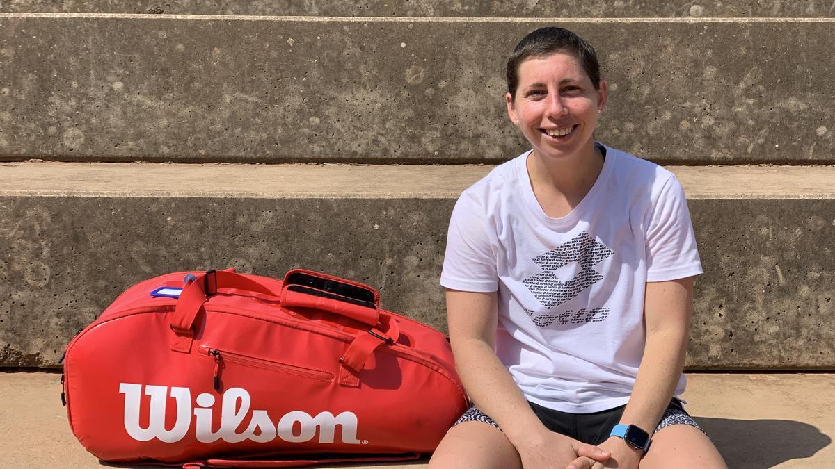 La tenista española Carla Suárez.