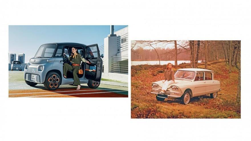 Del Citroën Ami 6 de 1961 al Citroën Ami eléctrico 2020