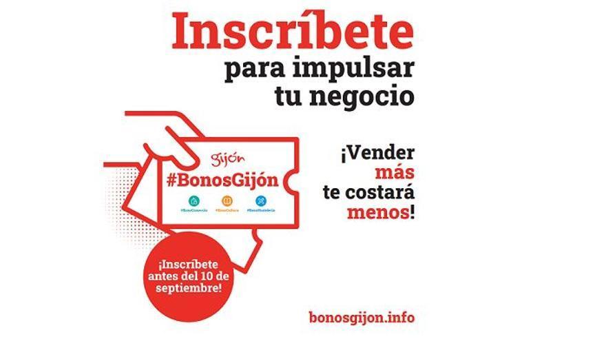 El Ayuntamiento de Gijón destina un millón de euros a bonos para la reactivación económica de los sectores empresariales