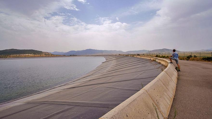 El agua del Júcar aliviará al Vinalopó tres años después del último trasvase