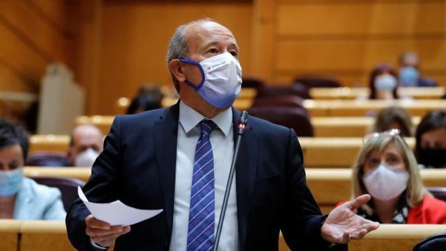 Borrás reconoce que la negociación de los PGE no se puede desvincular de los indultos