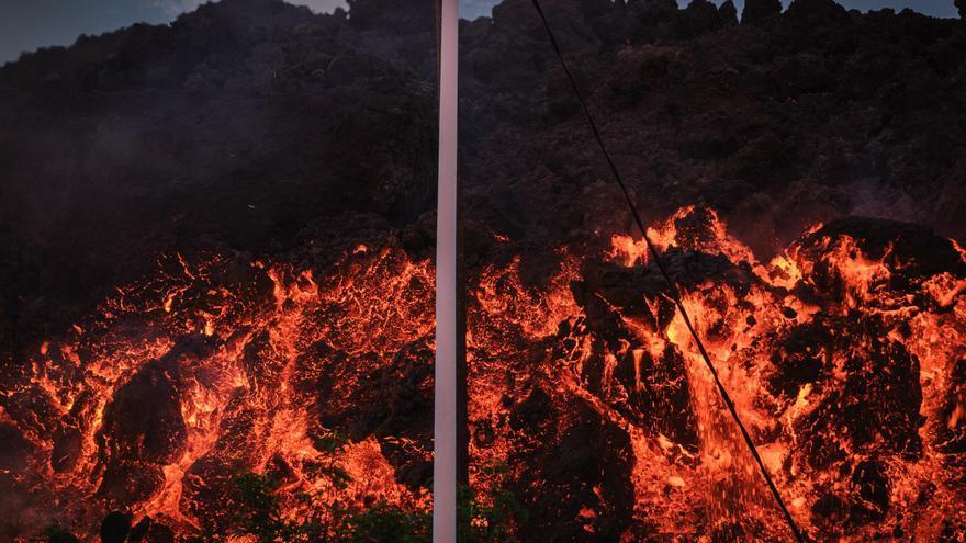 La Palma registra cuatro pequeños terremotos durante la noche