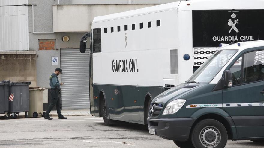 Condemnen un guàrdia civil destinat a l'Escala l'1-O per fer veure que havia perdut un viatge i reclamar una indemnització