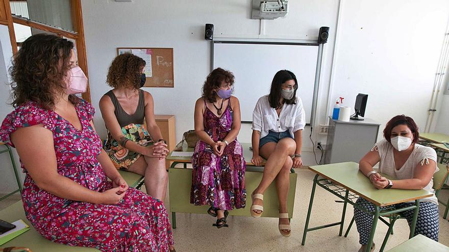 Vanesa Planells: «Sin educadores sociales en las aulas, los jóvenes se quedan desamparados»