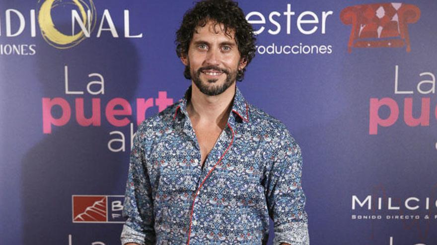 Paco León, protagonista de 'La Peste'