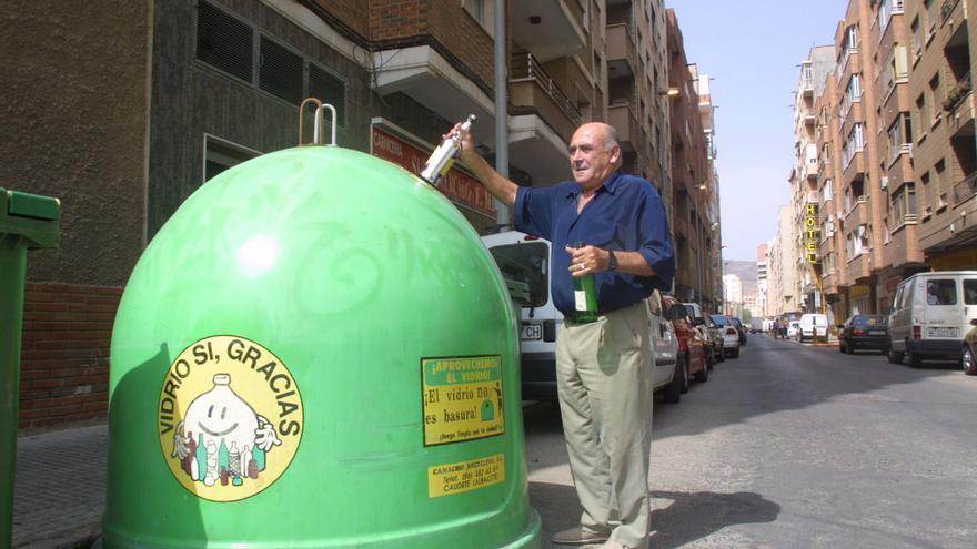 Los murcianos evitaron la emisión de 16.506 toneladas de CO2 con el reciclaje de vidrio en 2020