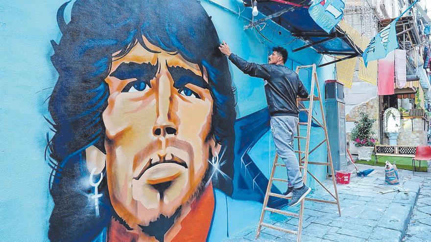 Minuto 91 | Luka Romero se suma al recuerdo a Maradona