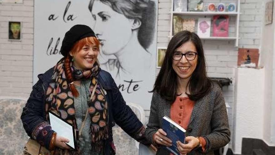 La concejala Alba González Sanz y su conexión con Virginia Woolf
