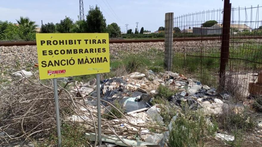 Sueca eleva las sanciones para frenar el vertido incontrolado de residuos