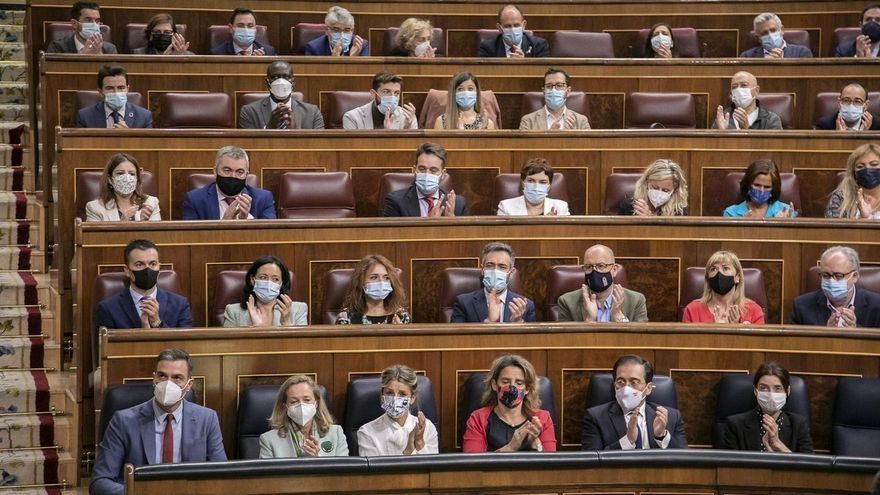 """El PSOE prepara """"ajustes"""" en los grupos tras el cambio en la ejecutiva"""