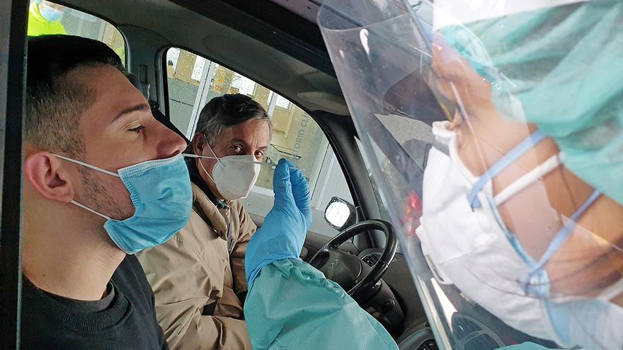 Un hombre de 56 años, entre las últimas víctimas del COVID en Vigo