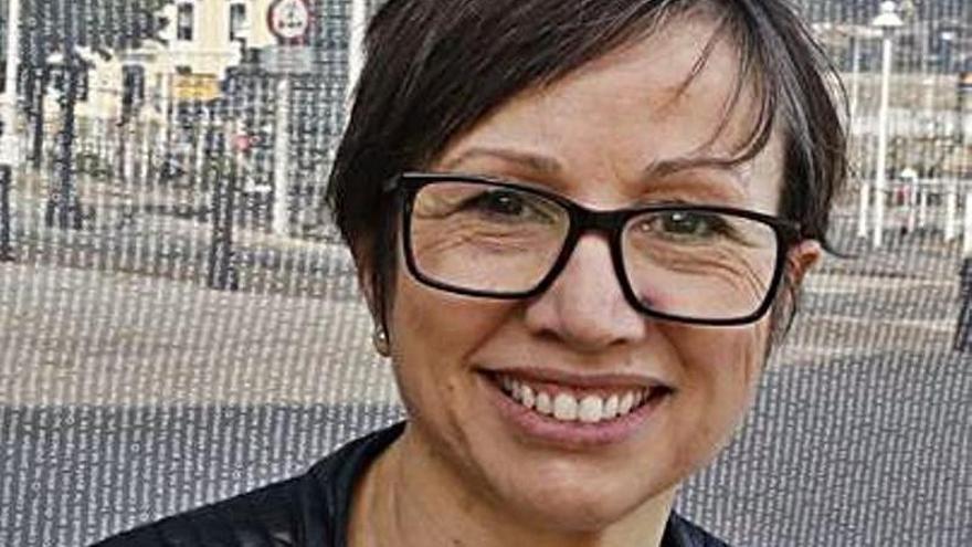 Homenaje a Yolanda González Huergo en el Pueblu d'Asturies