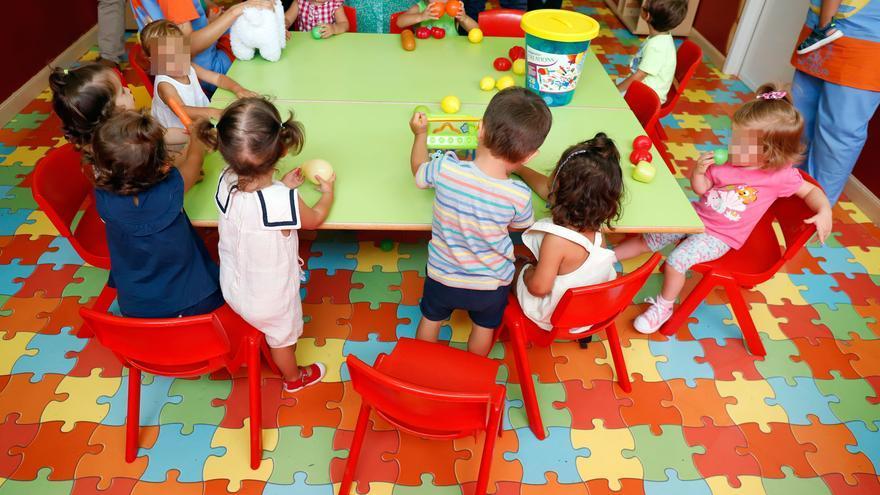 Las escuelas infantiles de Málaga inician el curso con más de 16.000 nuevos alumnos