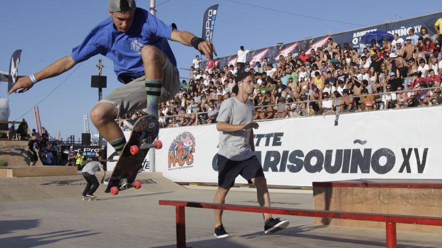 Vigo tendrá dos nuevas pistas de skate y BMX
