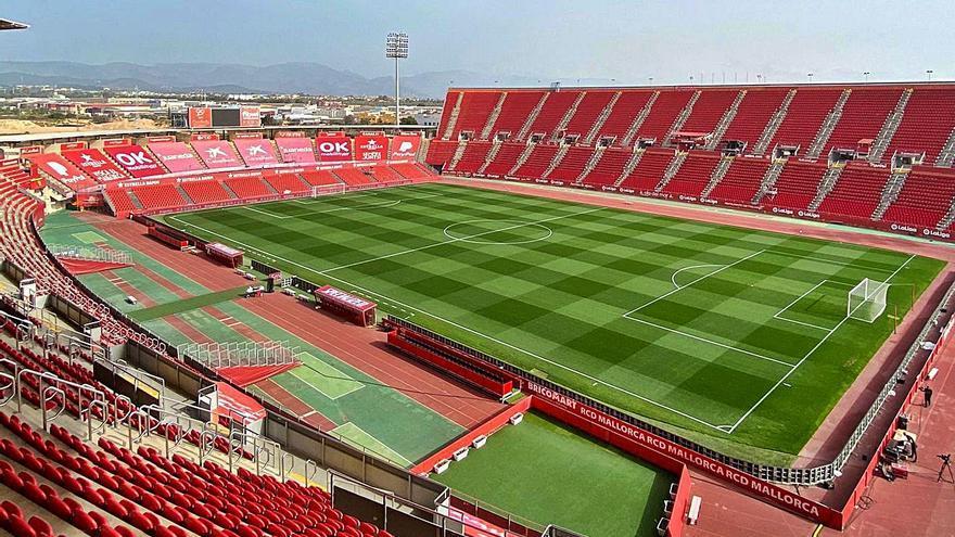 El mejor escenario posible para el Mallorca