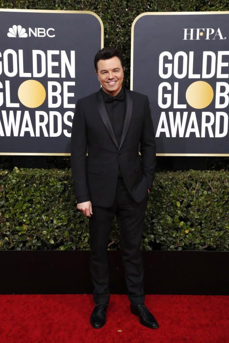 Arrivals - 77th Golden Globe Awards