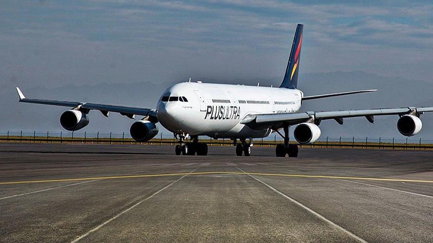 La paralización del rescate de la aerolínea Plus Ultra agrava el atasco en la SEPI