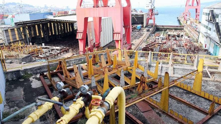 Vicalsa da por perdido un barco atunero que aspiraba a construir en la liquidada Vulcano