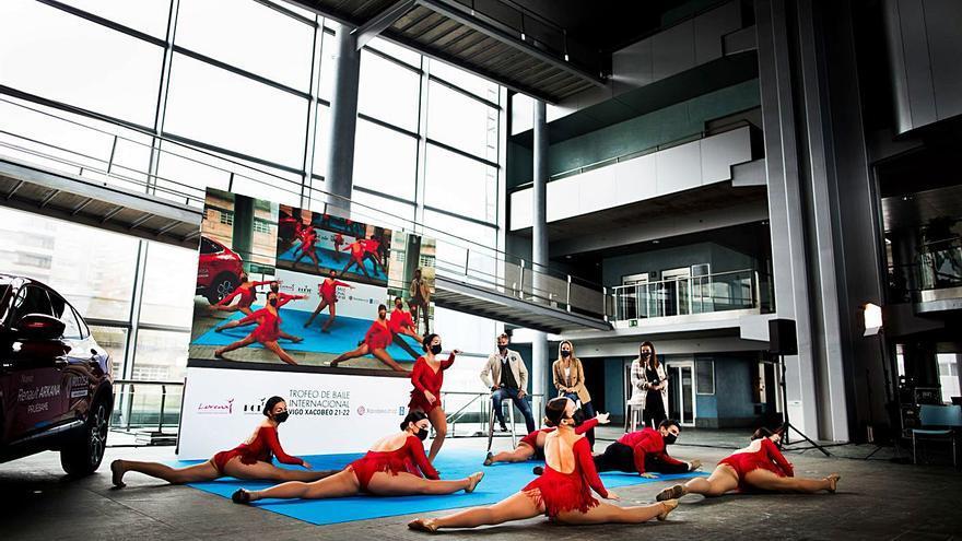 Más de 700 bailarines participarán en la primera edición del evento Porté Online