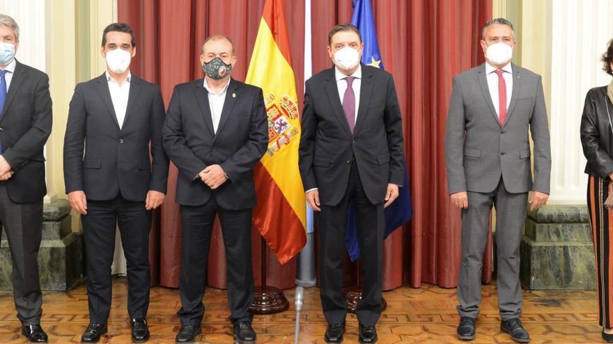 Raúl Esteban defiende los intereses valencianos ante el Ministro de Agricultura