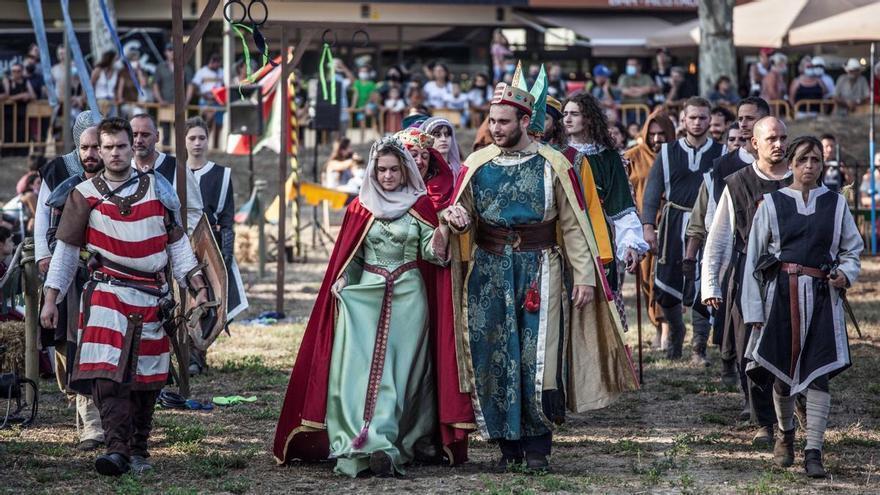 Castelló d'Empúries tanca l'edició especial de Terra de Trobadors complint les expectatives