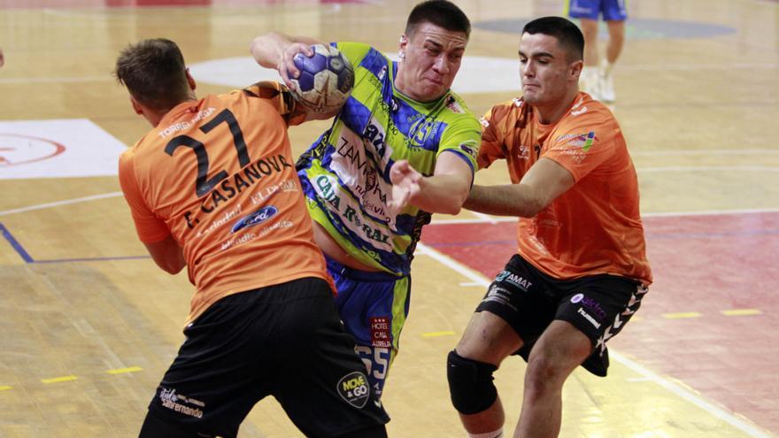 Primeras bajas en el Balonmano Zamora