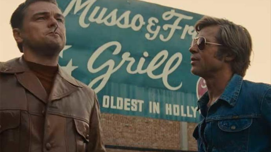 John Travolta descubre un gazapo en 'Érase una vez en... Hollywood'