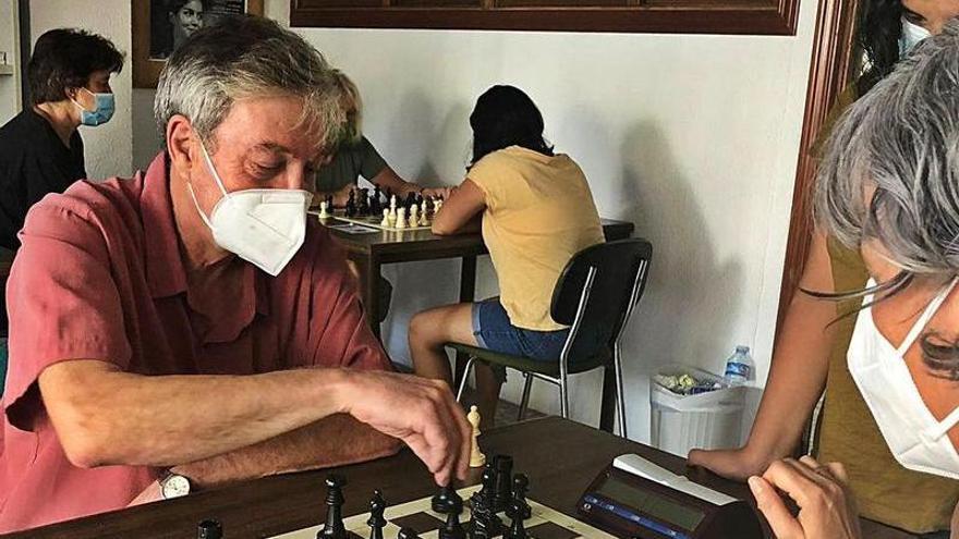 «Para jugar al ajedrez no hace falta una inteligencia superior, eso es un mito»