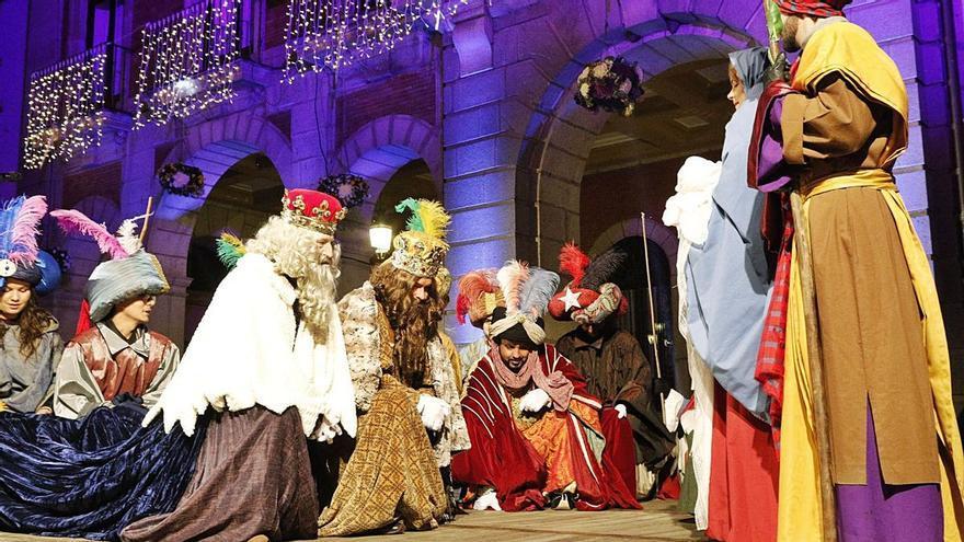 Los Reyes Magos confirman su visita a los niños de La Hiniesta