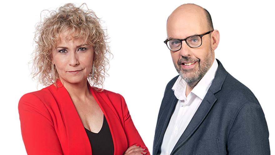 Mònica Terribas i Jordi Basté es posaran més personals que mai a TV3