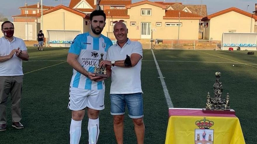 El Veguellina se impone en el XII Trofeo de Fútbol Benavente