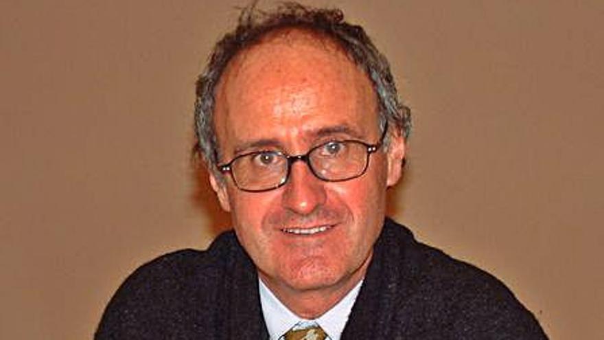 L'advocat i historiador  Josep Cruanyes és el convidat als actes de la Diada a Igualada