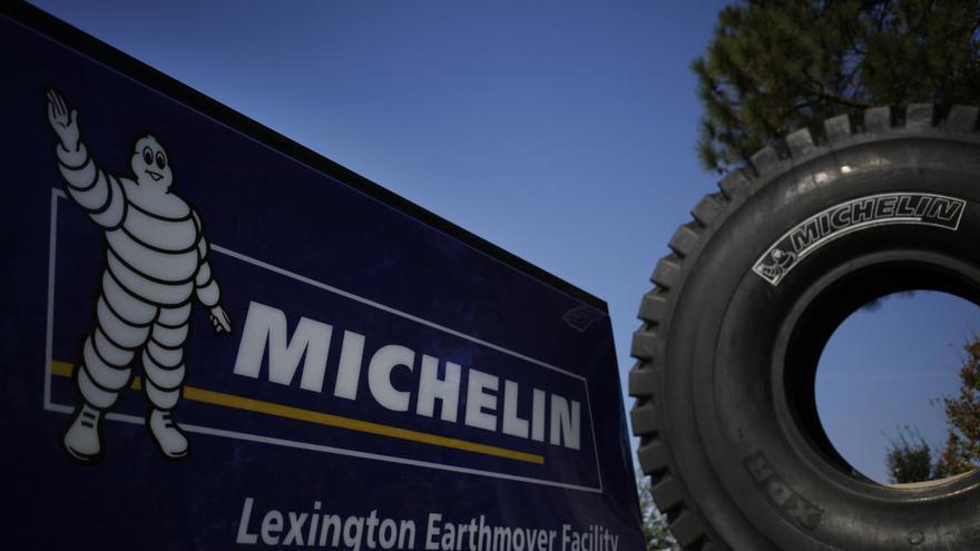 Michelin reduce a la mitad el dividendo