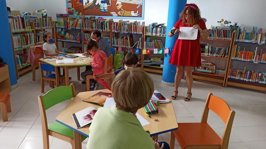 La Biblioteca de Gáldar retoma el Taller Infantil de Lectura con una actividad teatral