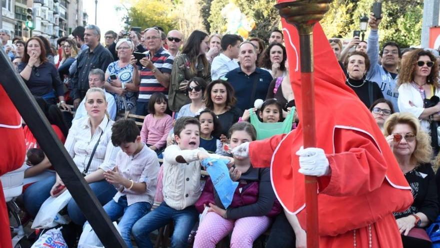 Las sillas de Semana Santa tendrán un precio de entre 2 y 7,5 euros