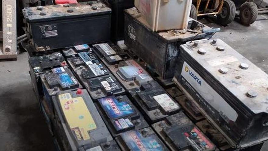 Autoradios war gestern: Diebe hatten es auf Batterien abgesehen