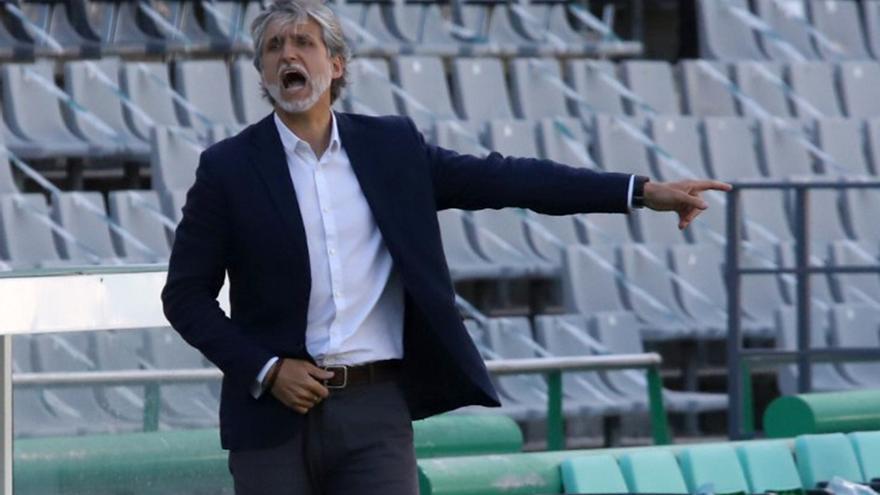 """Pablo Alfaro: """"Ha sido una gran decepción para todos"""""""