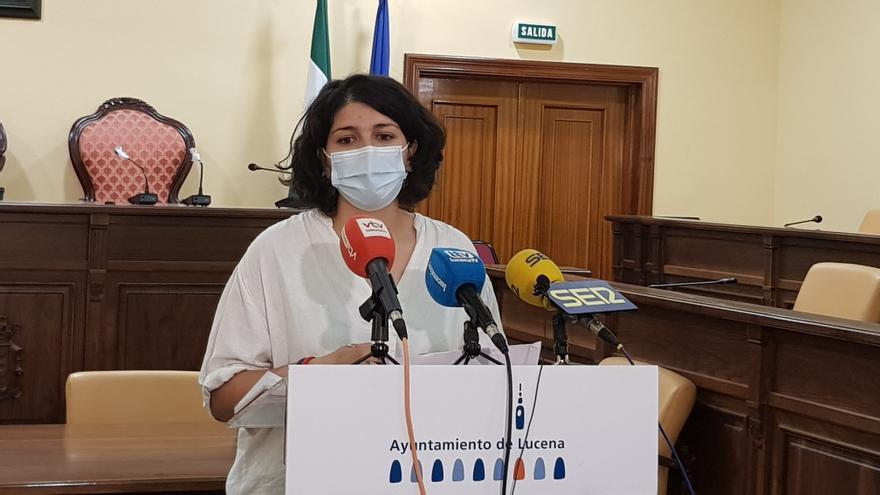 El Ayuntamiento de Lucena toma medidas para reducir el consumo de agua