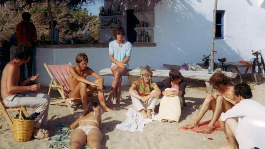 Cuando Pink Floyd se inspiró en Formentera